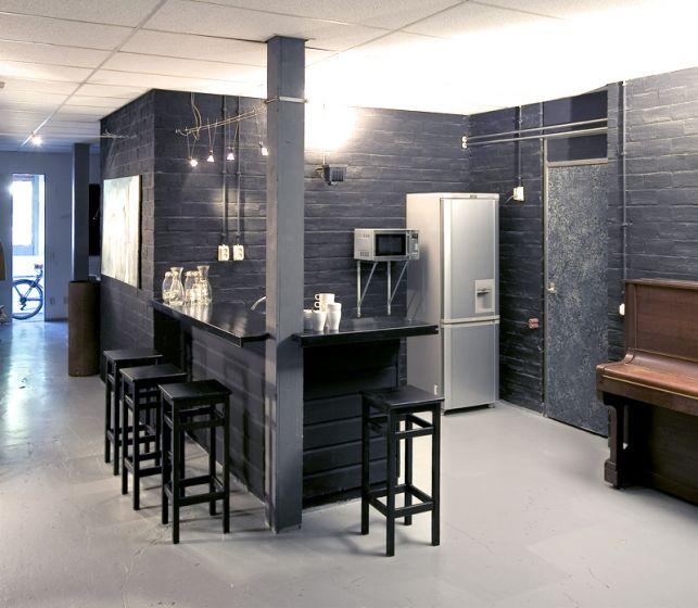 Vergaderen in den haag industri le studio inspiratie op locatie - Outs studio keuken ...