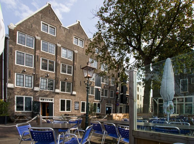 Authentiek Pakhuis in Hartje Centrum