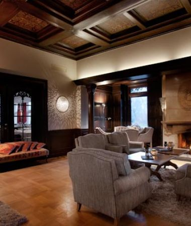 Luxueus Landgoedhotel