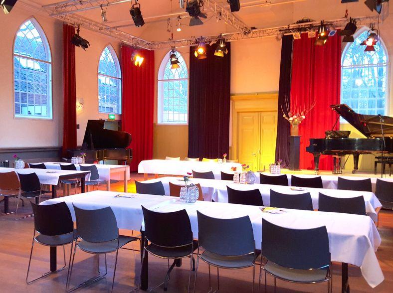 Theater in Oude Kerk aan de Bosrand