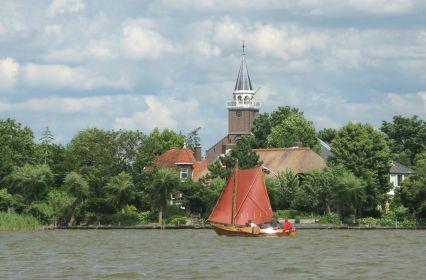 Watersnip Zuid-Holland Reeuwijkse plassen (9).jpg