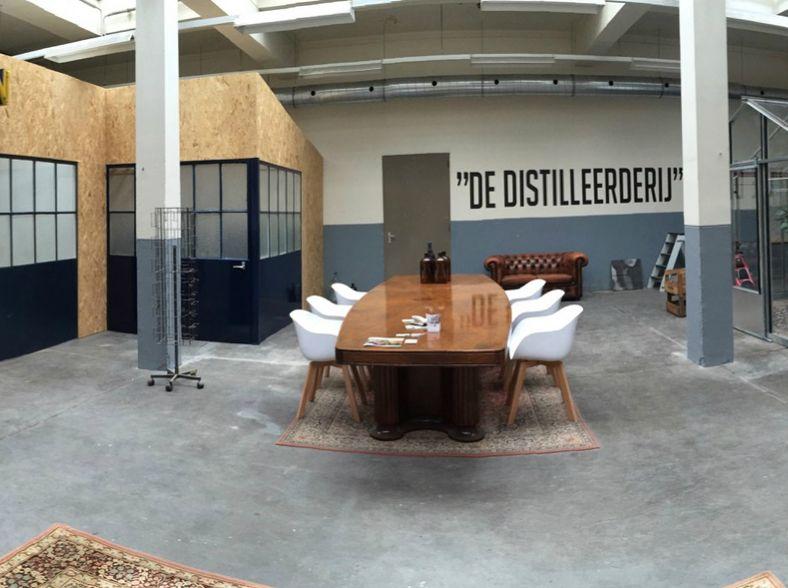 Fascinerende Oude Distilleerderij