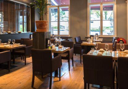 Stijlvol Restaurant aan de Oude Haven