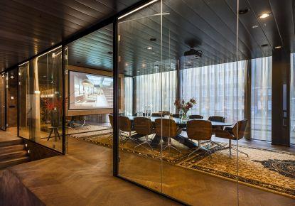 Design Building in Hartje Centrum
