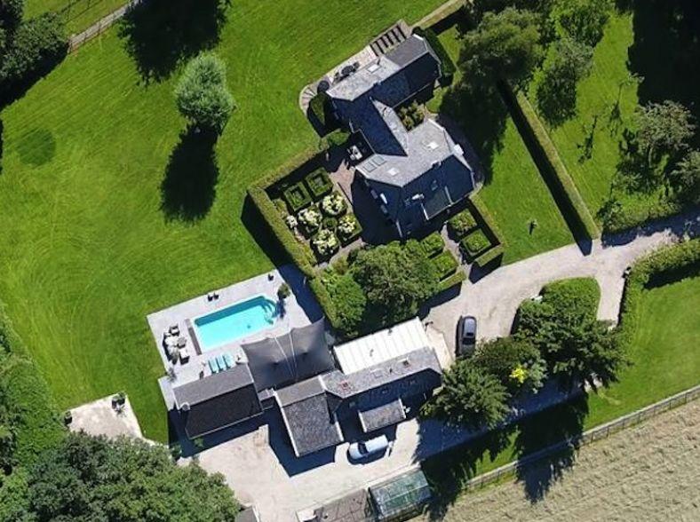 Villa op de Veluwe
