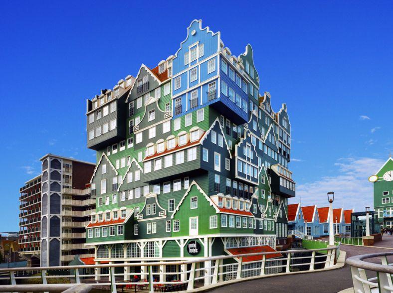 Origineel Hotel nabij Amsterdam