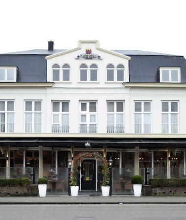 Elegant Restaurant in 19e Eeuwse Franse Stijl