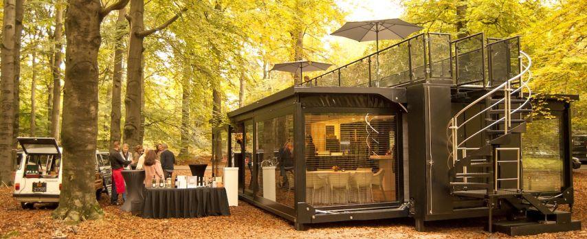 Unieke Mobiele VIP-locatie voor in Binnen- én Buitenland