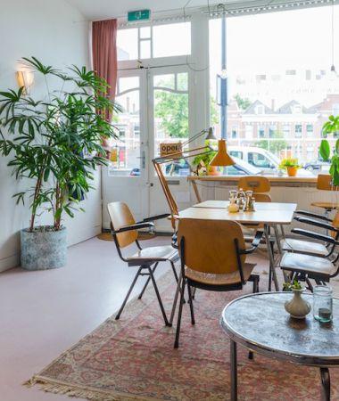 Creatieve Artstudio in Rotterdam-Noord
