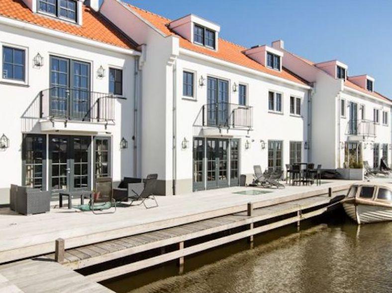 Luxe Resort aan de Loosdrechtse Plassen