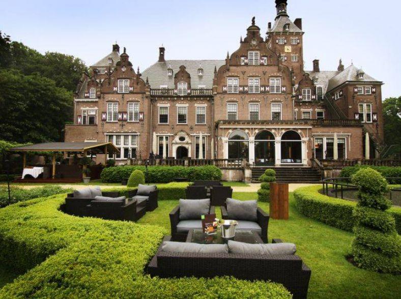 Idyllisch Landgoed vlakbij Haarlem