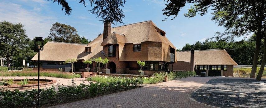 Monumentale Villa in Luxe Stijl