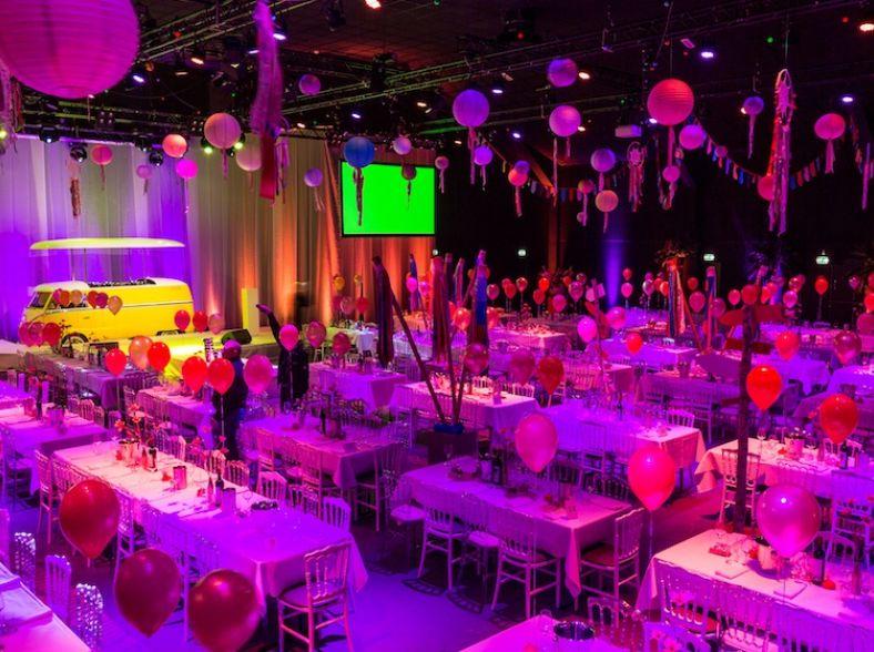 Spectaculaire Evenementenlocatie midden in Nederland