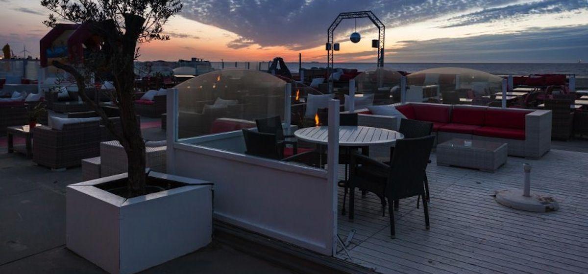 Moderne Beachclub Inspiratie Op Locatie