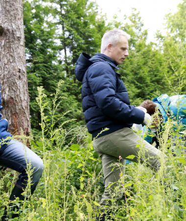 Wildplukken in de Natuur