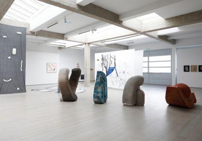 Galerie in Voormalige Volkswagengarage