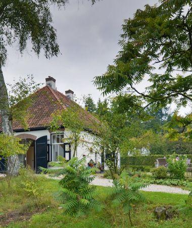 Privé Landgoed in de Veluwse Bossen