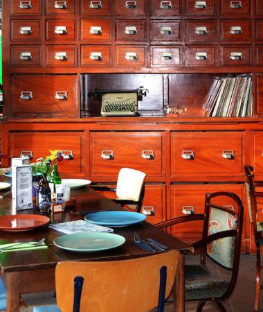 Knus Huiskamerrestaurant in Bruisend Stadsdeel