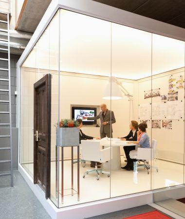 Verrassende Meetingsruimtes op Creatieve Plek