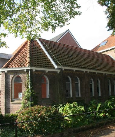 Authentieke Kapel in Pittoresk Dorp