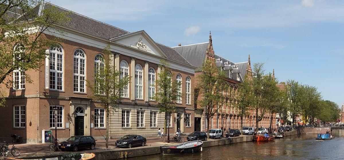 Sfeervol Theater Amsterdam Vergaderen 18e Eeuwse Kerk