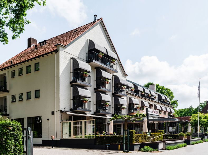 Sfeervol Hotel op de Grebbeberg