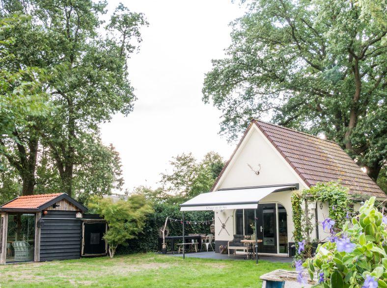 Knusse Cottage op de Hei