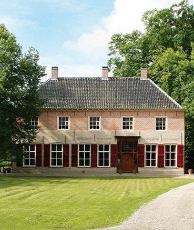 Rustiek en Bosrijk Landgoed