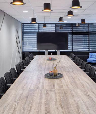 Luxe Meetingrooms met Stijlvol Interieur