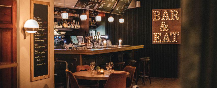 Charmant Restaurant met Sfeervol Interieur