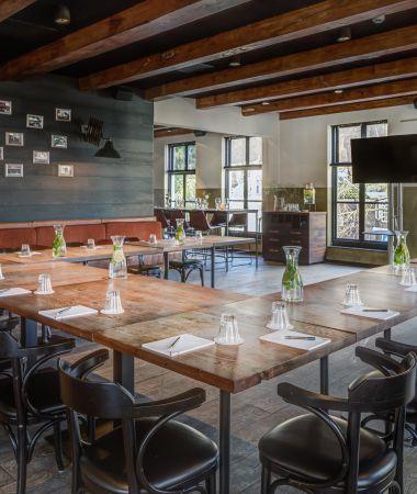 Knus Restaurant in Pittoresk Dorpje