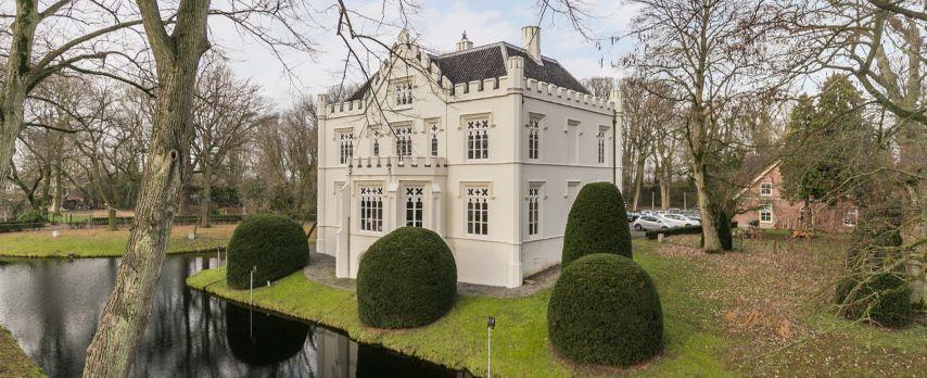 Slot en Koetshuis tussen Waal en Maas