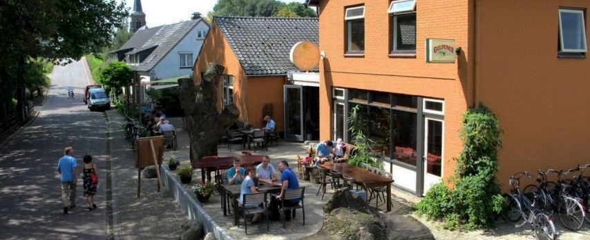 Charmant Vergadercafé in de Wildernis