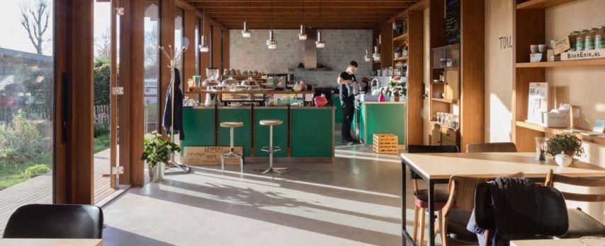 Gezellig Koffiehuis aan de Vinkeveense Plassen