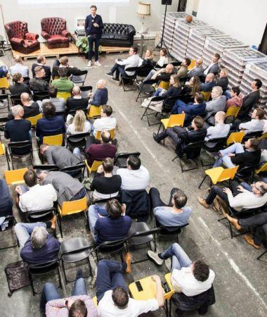 Werk- en Ontmoetingsplek in Wijnmakerij