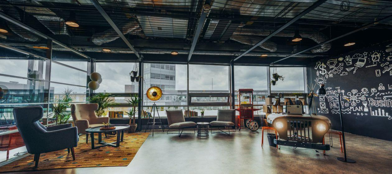 De Innovatieve Werkruimte  Amsterdam
