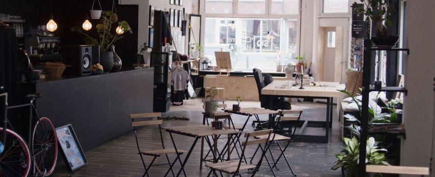 Creatieve Werkplek voor de Makers