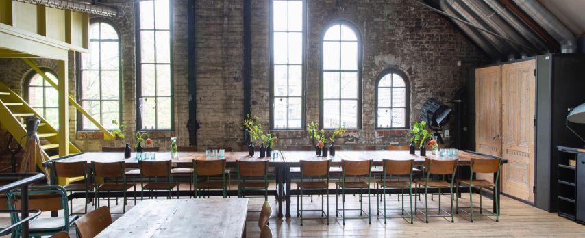 Culinair Historisch Fabrieksgebouw