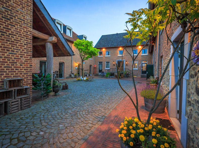 Taverne in het Limburgse Heuvelland