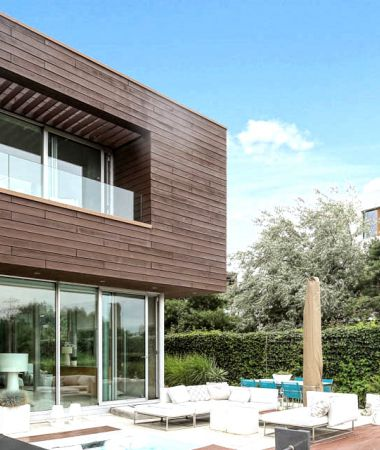Exclusieve Design Watervilla op IJburg
