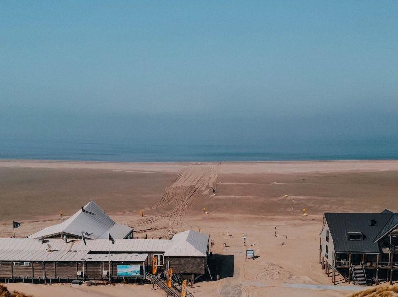 Sfeervolle Strandlocatie