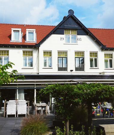 Comfortabel Hotel in Bosrijke Omgeving