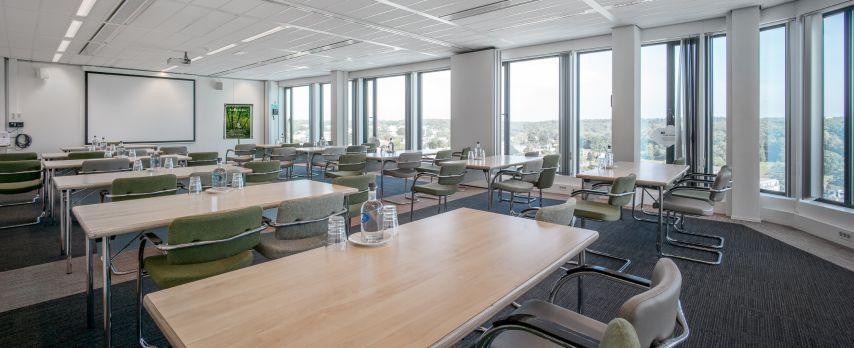 Klimaatneutraal Brainstormen in Multifunctioneel Meeting Center