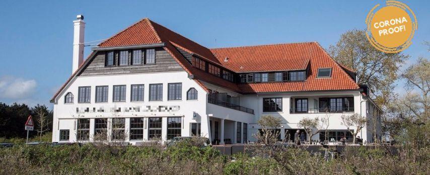 Stijlvol Boetiekhotel aan het Strand