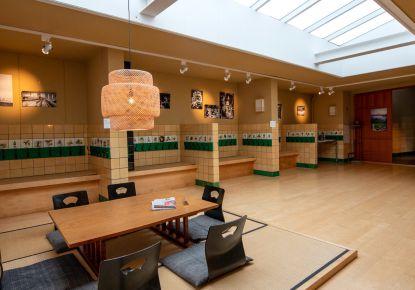 Voormalige Jaren-30 School in Japanse Sferen