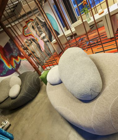 Creatief Adviesbureau in Oud Servicestation