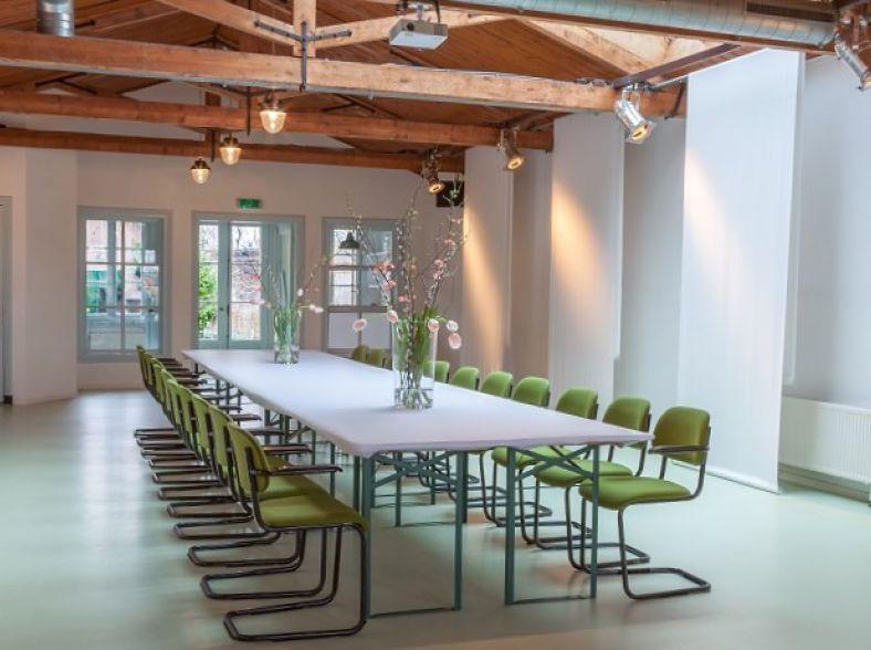 Veelzijdig Vergaderen in Groen Restaurant