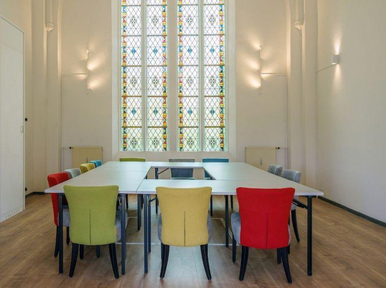Brainstormen in Monumentale Kerktoren