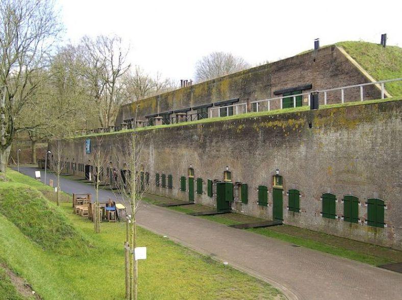 Magisch 19e-Eeuws Fort
