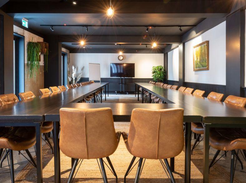 Vergaderen in een Luxe Herberg